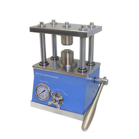 Hydraulic Coin Cell Crimping Machine