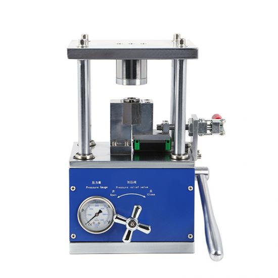 Cylindrical Battery Sealing Machine